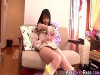 エロ天使のつぼみが大人の玩具で性感帯を刺激して可愛い声で喘ぐオナニー動画無料